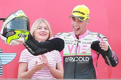 Moto3, Brno: Tony Arbolino festeggia il compleanno con la pole!