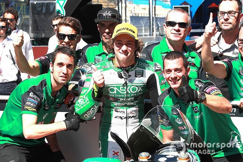 Gardner says he rebuffed KTM MotoGP approach