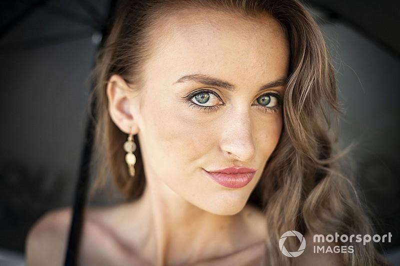 A MotoGP legszebb lányai a Holland Nagydíjról