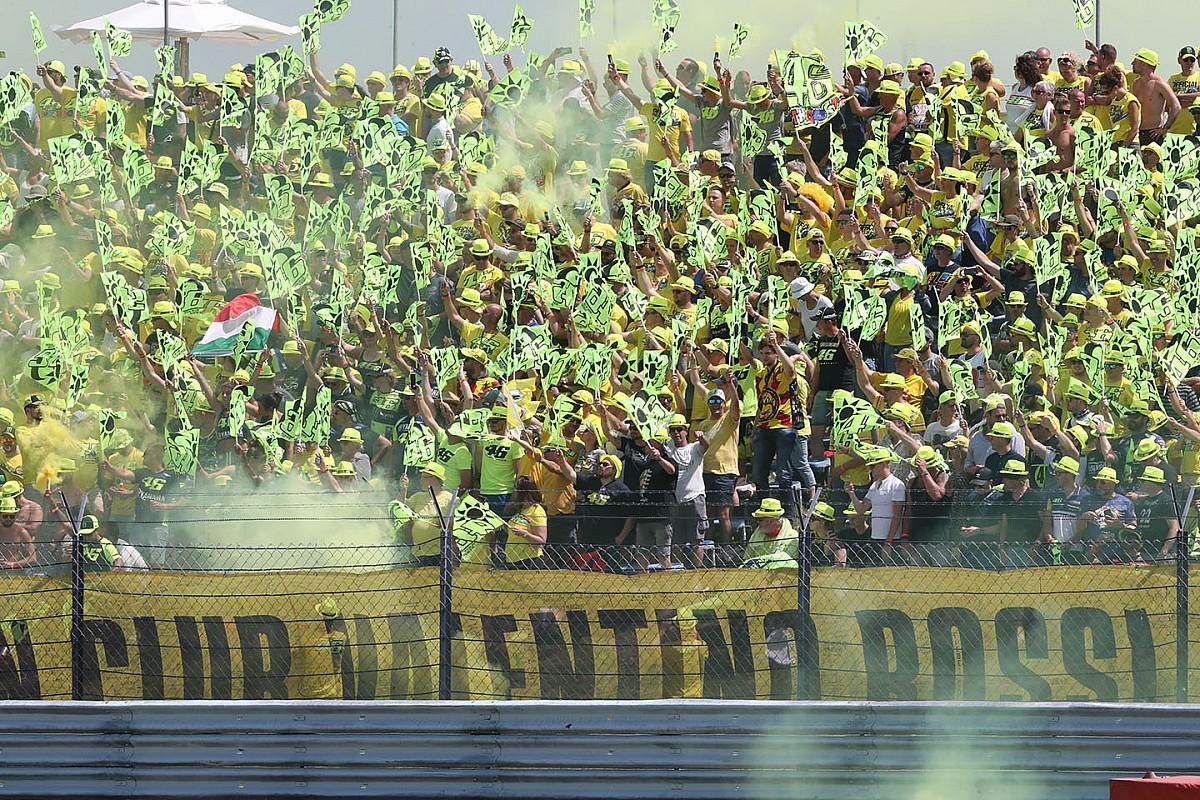 """Rossi : Les fans, """"le plus grand trésor de ma carrière"""""""