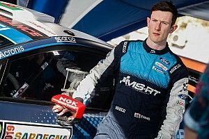 WRC: Evans supera le visite mediche e si prepara per il Rally GB