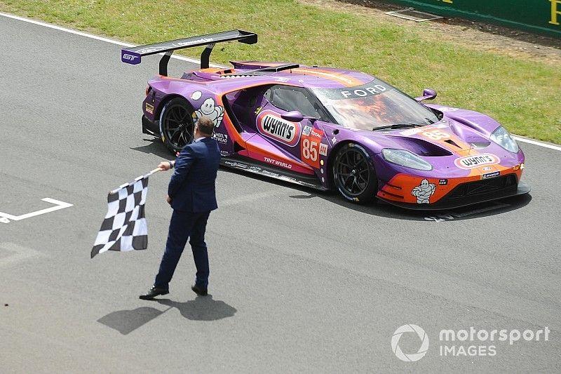 Keating explica el error técnico en Le Mans y promete volver