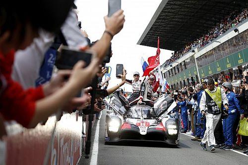 24h Le Mans 2019: Alonso/Buemi/Nakajima siegen nach Reifendrama erneut