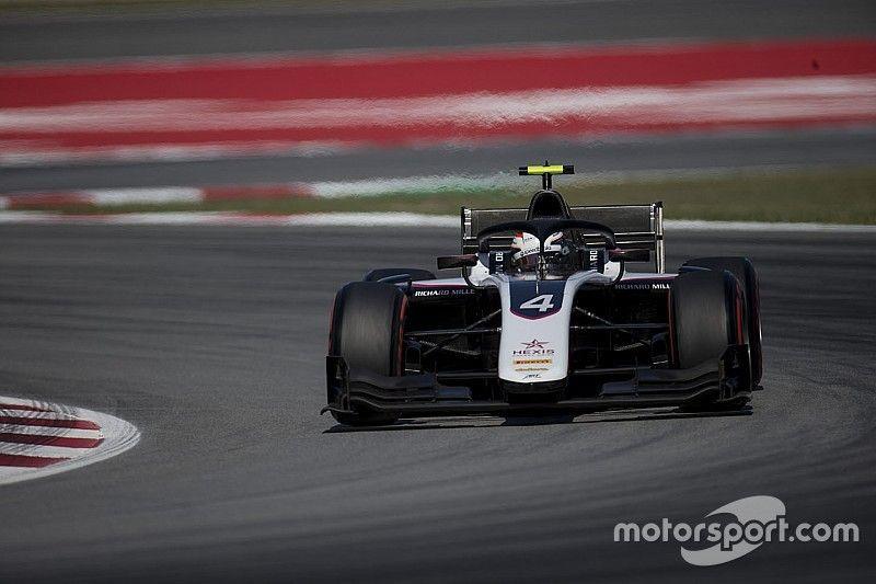 F2, Barcellona: de Vries domina la Sprint Race, Ghiotto regala un'altra rimonta capolavoro