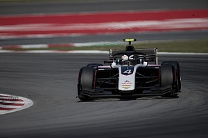 De Vries vence 2ª corrida da F2 na Espanha; Sette Câmara é 17º