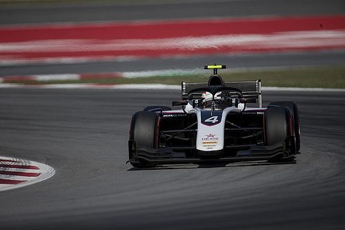 Barcelona F2: De Vries takes first win of 2019