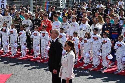 Azeri Nagydíj a kulisszák mögött: Räikkönen, Vettel...