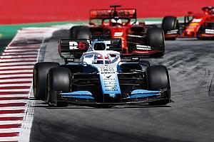 A Williams 2-szer, 3-szor annyit tesztel, mint a többi csapat