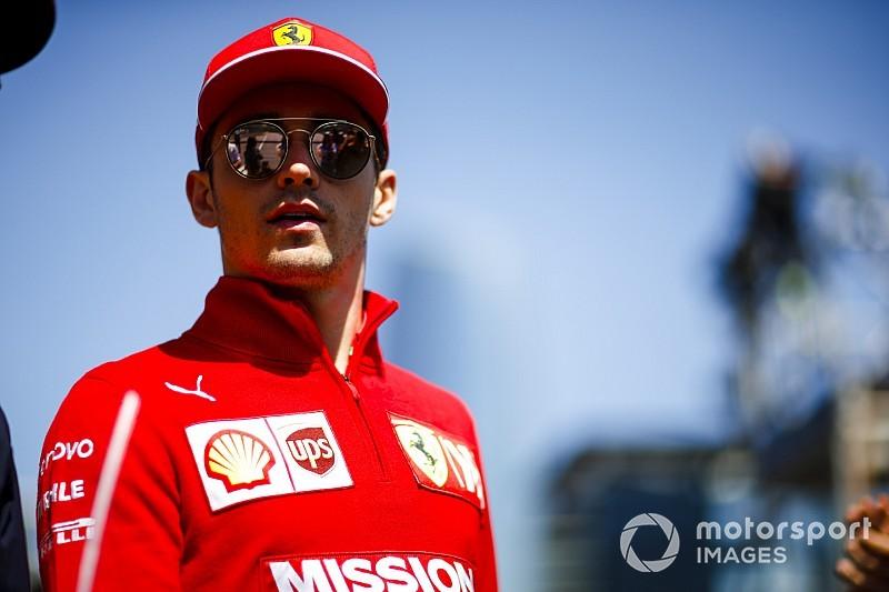 Leclerc busca emular a Schumacher o Verstappen en Barcelona