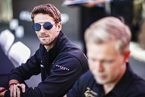 Après l'incident avec Magnussen, Grosjean avertit Haas