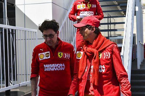 Президента Ferrari разозлил исход Гран При Бразилии