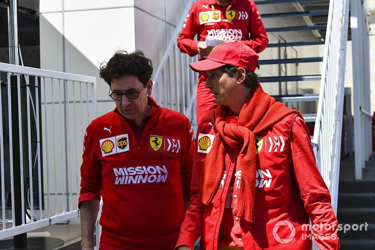 Presiden Ferrari Lontarkan Kritik Pedas