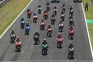 Организаторы MotoGP объявили о переносе Гран При Испании