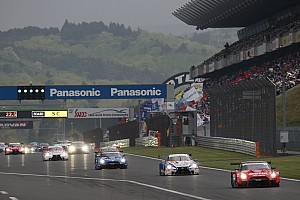 Super GT considering closed-doors Fuji opener