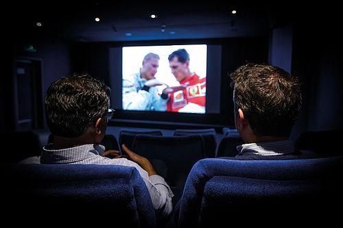Как продюсер фильма «Сенна» снимал новую документалку с Хаккиненом и Массой