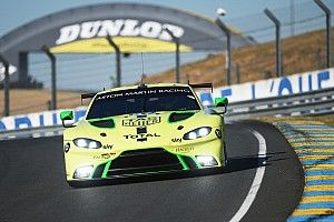 """Aston Martin """"back in the game"""" after tough 2018"""