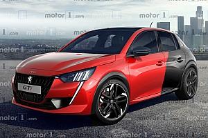 Une Peugeot 208 GTi est à l'étude avec un moteur électrique