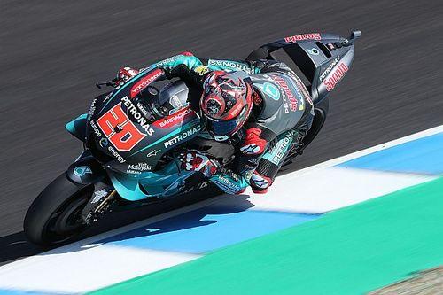 MotoGP Spanyol: Quartararo pole, Petronas Yamaha 1-2