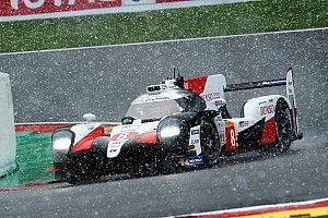 La Toyota d'Alonso-Buemi-Nakajima brave la neige et s'impose à Spa