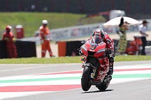 Petrucci, pilote Ducati le plus rapide samedi au Mugello