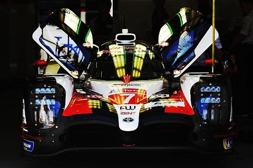 Запас хода Toyota в Ле-Мане будет на круг выше, чем у SMP Racing и других частников