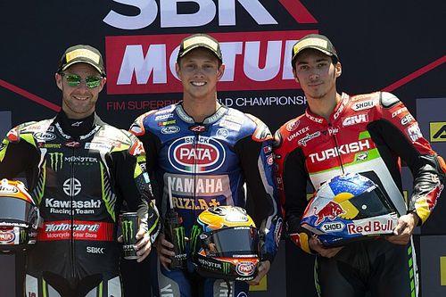 Jerez WSBK: van der Mark kazandı, Toprak Razgatlıoğlu podyuma çıktı!