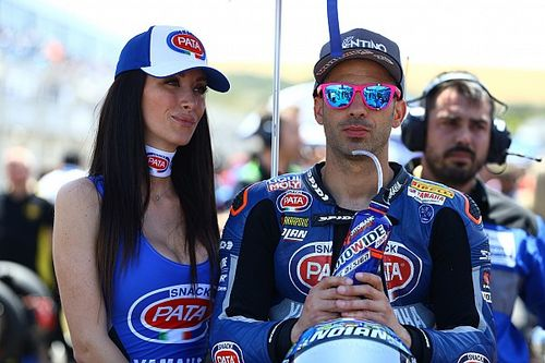 Melandri expresses MotoE interest after WSBK exit