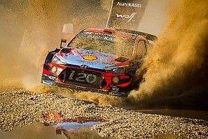Italy WRC: Sordo takes shock victory after late Tanak drama