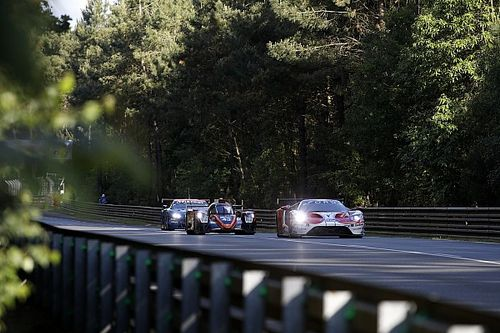 24 Hours Vision, at Le Mans