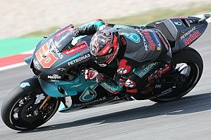 MotoGP, Barcellona, Warm-Up: Quartararo si conferma il più veloce
