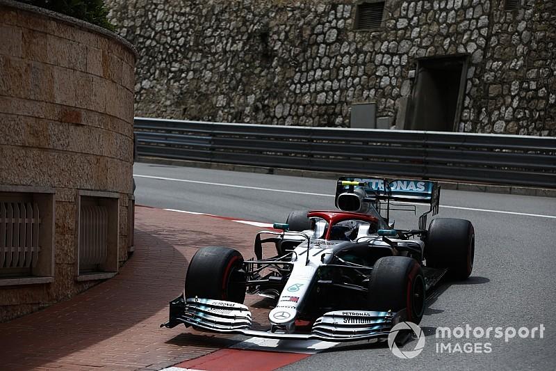 Bottas déçu, Mercedes scrute les risques de pluie