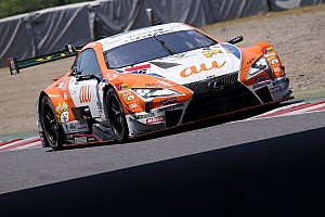 Suzuka Super GT: Lexus locks out front row as Nissan struggles