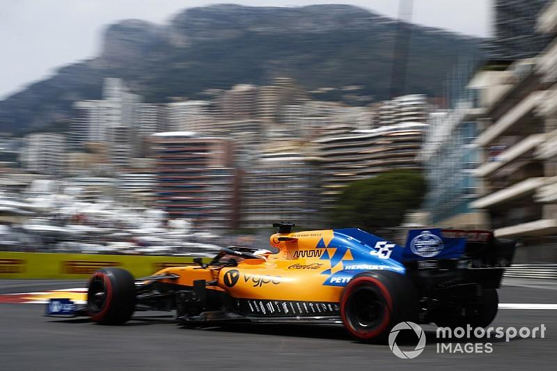 Carlos Sainz nem tud kimaradni a Q3-ból Monacóban