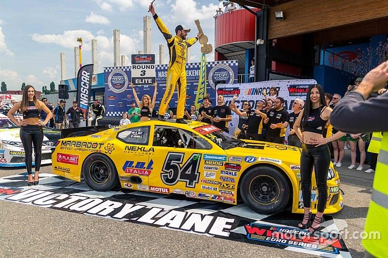 Alon Day scores first Euro Series win of 2019 at Franciacorta