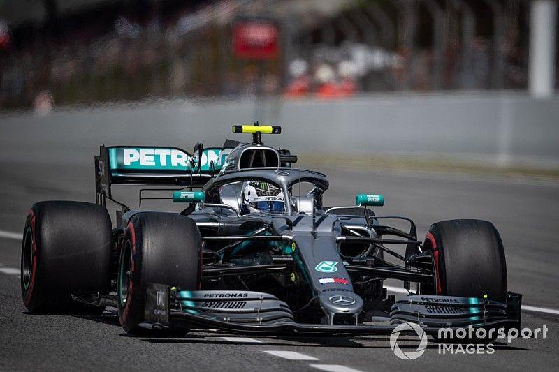 """Bottas: Mercedes """"Ha tomado medidas"""" para prevenir problemas en las largadas"""