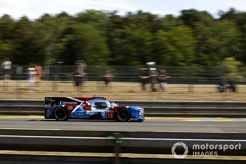"""SMP will be the """"dark horse"""" at Le Mans, says Jani"""