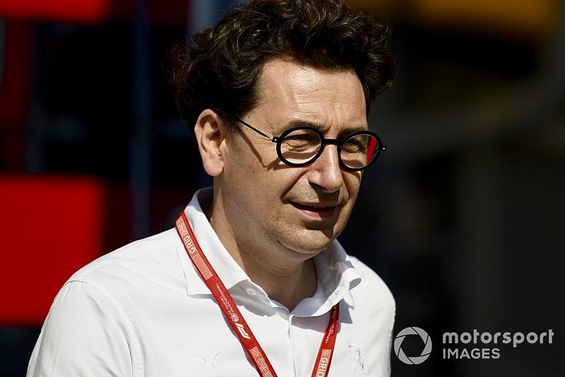 """Binotto: """"En Monza queremos agradecer a nuestros fanáticos"""""""