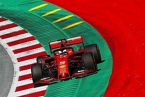 Videó: Vettel is alig kerülte el a falat az Osztrák Nagydíj második edzésén