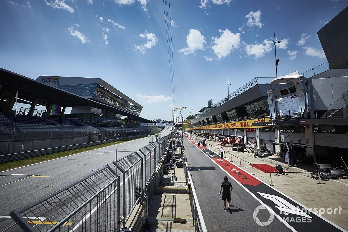 Red Bull Ring negocia doble carrera de Fórmula 1 en Julio