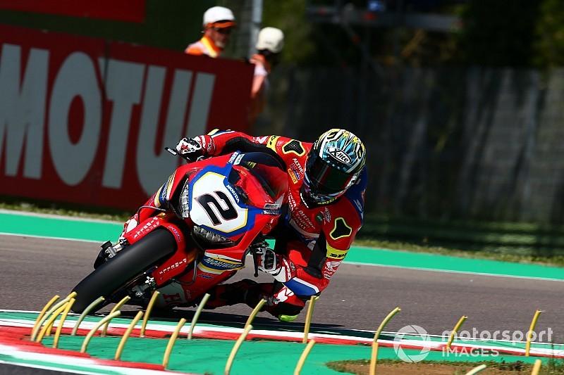 SBK: Camier salta Jerez, al suo posto Takahashi