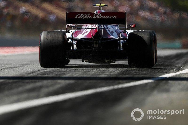 Alfa Romeo y Hass cambian al motor Ferrari actualizado