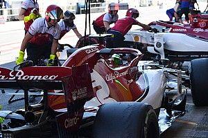 Джовинацци отправили на предпоследнее место стартовой решетки из-за замены коробки передач