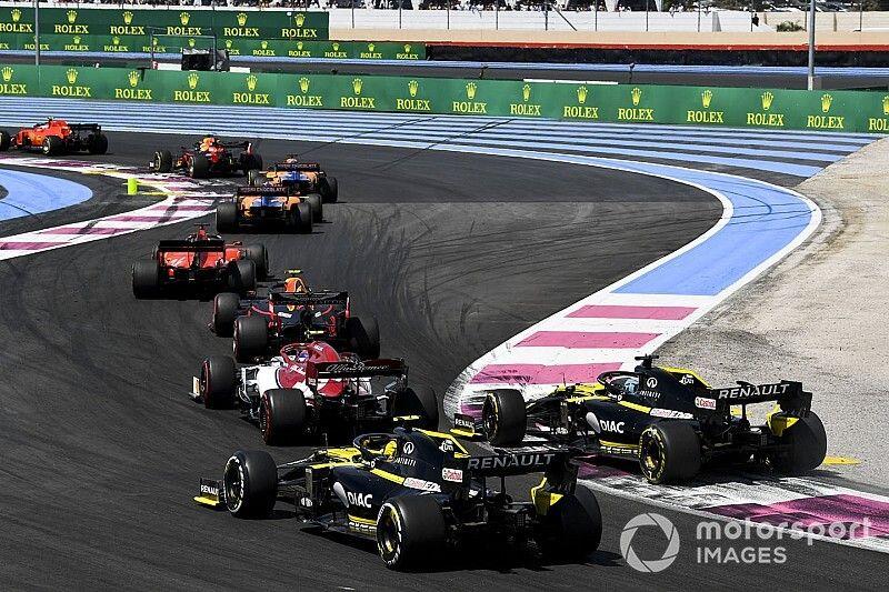 ماسي مدير سباقات الفورمولا واحد منفتحٌ على تغيير قوانين التسابق لموسم 2020