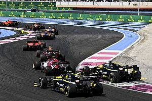 Fotogallery F1: Hamilton e la Mercedes dettano legge anche in Francia