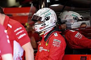 Vettel, Ferrari'den başka bir yere gitmeyi düşünmüyor