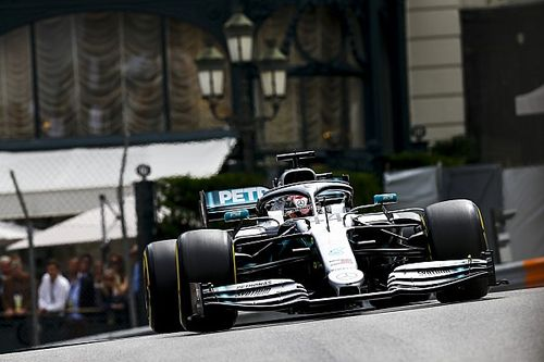 "Mercedes names ""number one concern"" for Monaco qualifying"