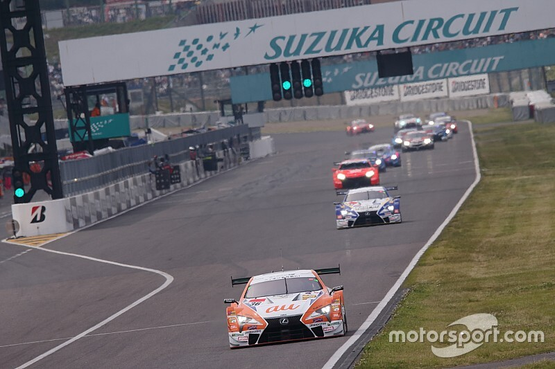 Lexus en position de favori à Buriram