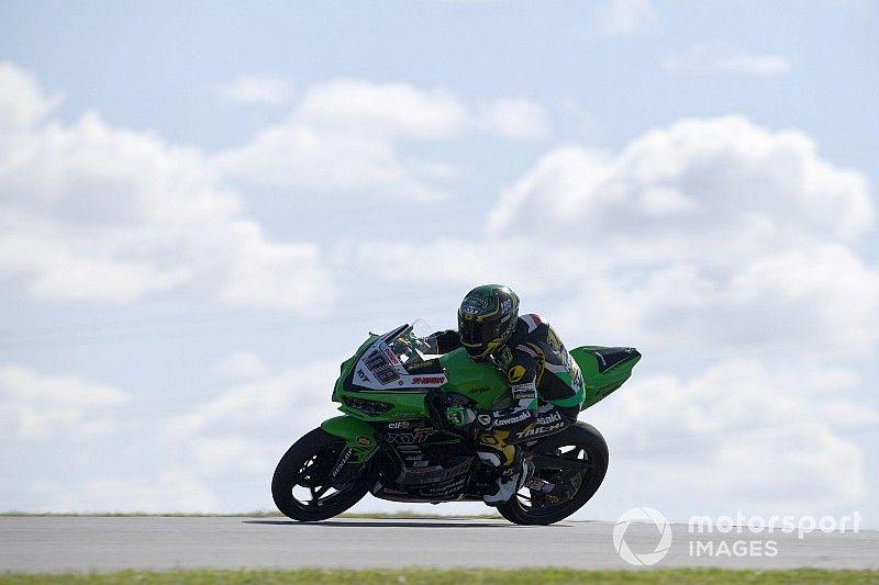 ARRC Australia: AM Fadly rebut pole position