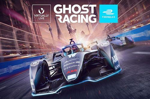 La Formule E lance son jeu de course fantôme sur mobile