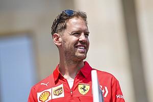 """Ferrari, Vettel: """"Ho l'assoluta convinzione di poter essere campione del mondo"""""""
